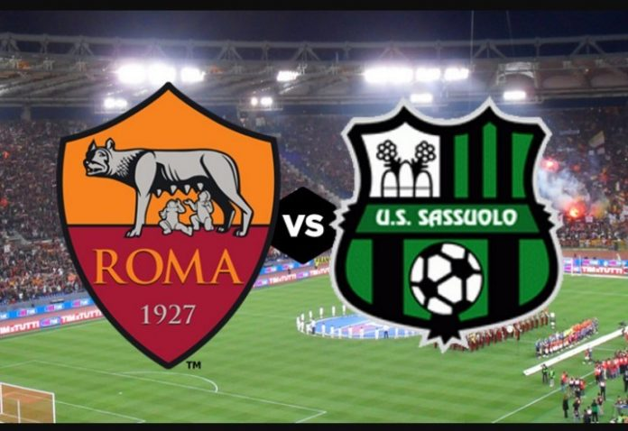ROMA SASSUOLO Streaming Gratis Online: vedere Rojadirecta Video