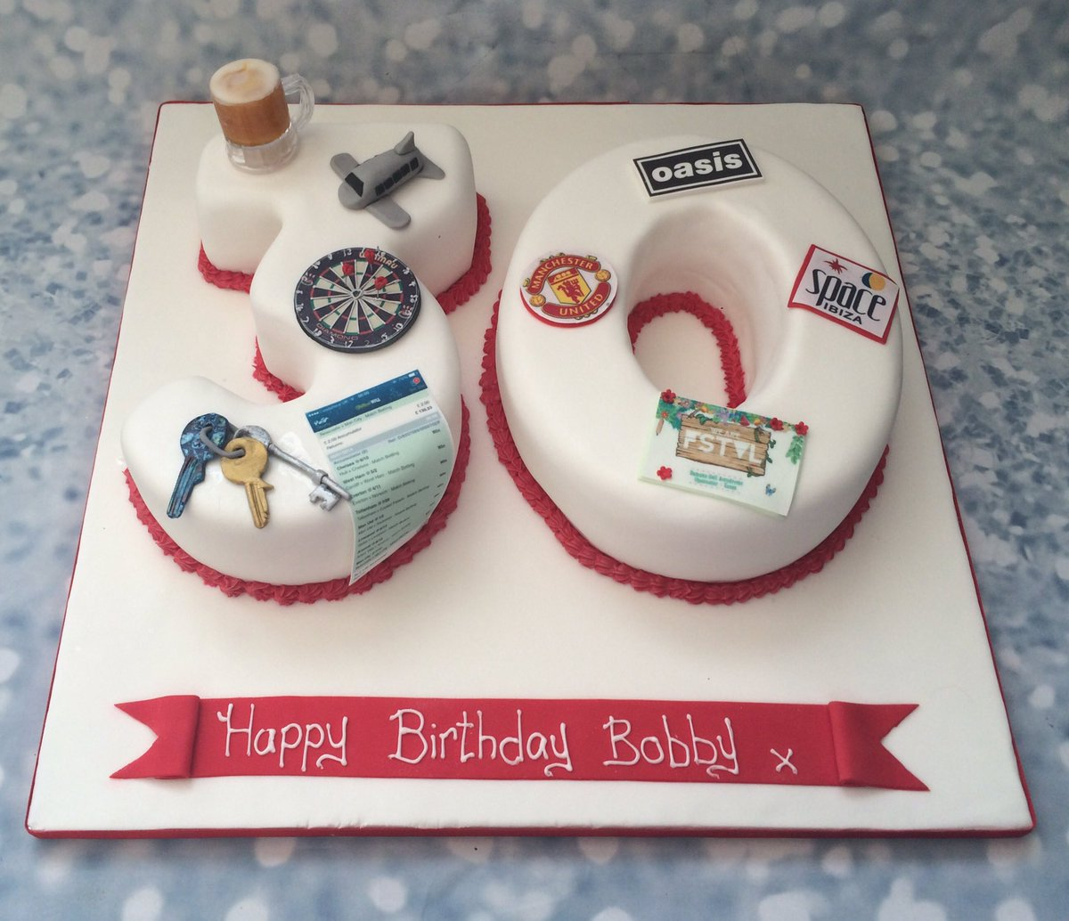 Excellent Cake Creations On Twitter 30Th Birthday Beer Darts Hobbies Funny Birthday Cards Online Elaedamsfinfo