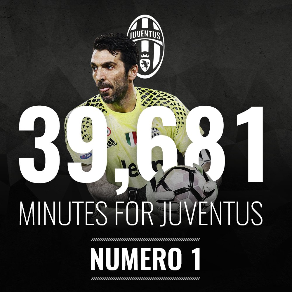 Evergreen Buffon sets another Juventus record that leaves Del Piero and Zoff in the shade
