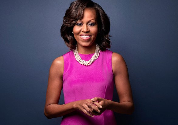 &#39;You don&#39;t have to be somebody different to be important. You&#39;re important in your own right&#39;. RT if you love this #quote  #MichelleObama <br>http://pic.twitter.com/pZFGAObTnD
