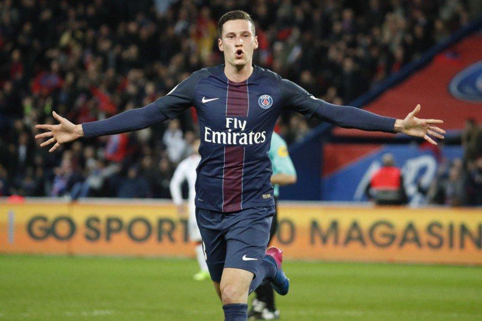 الدوري الفرنسي. سان جيرمان يواصل الضغط على موناكو بثنائية مثيرة أمام ليون