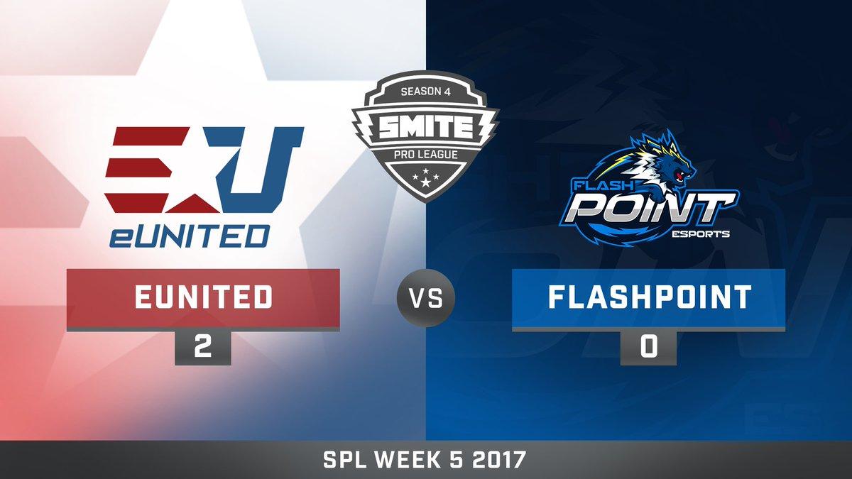 eUnited vs Flash Point