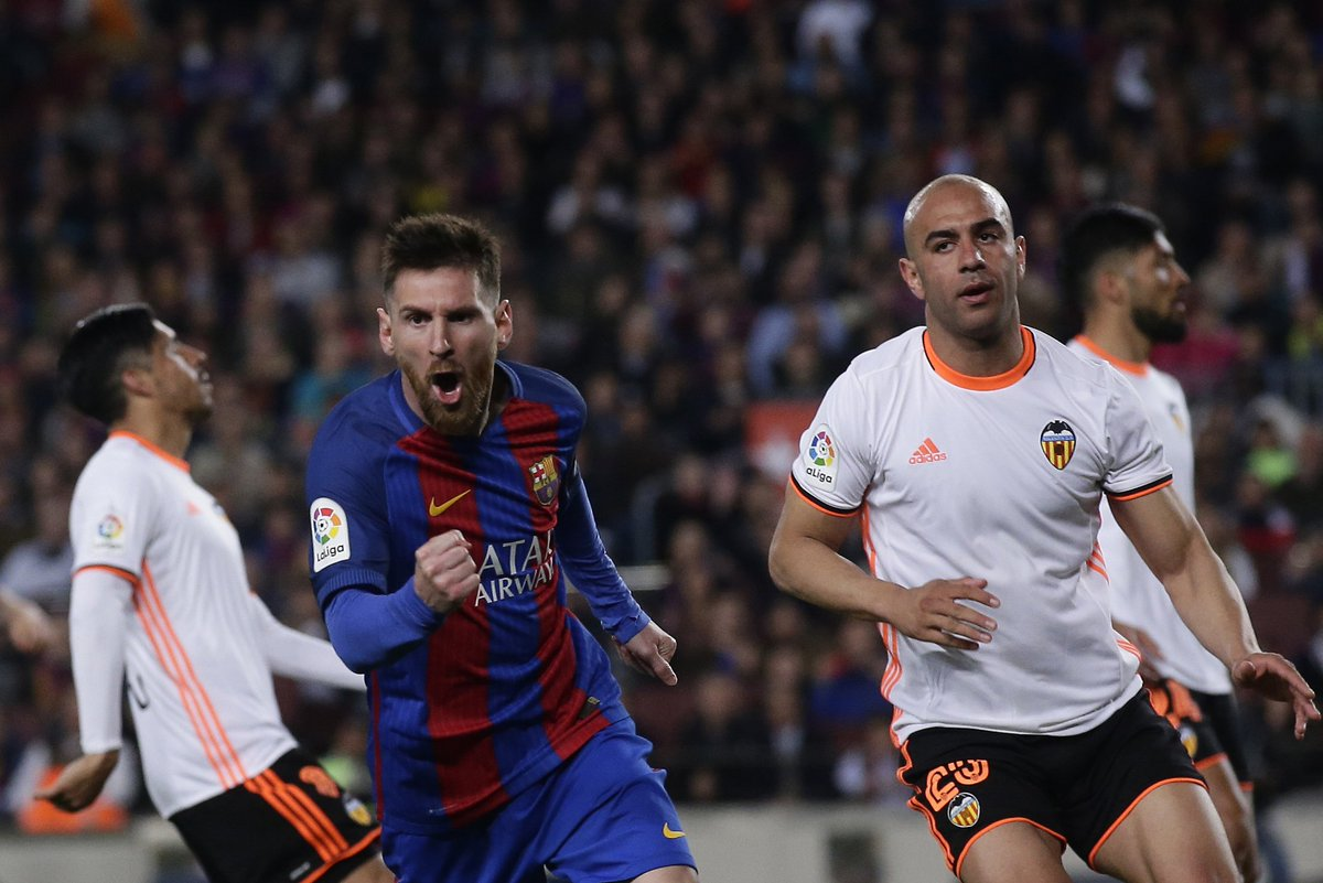 Video: Barcelona vs Valencia