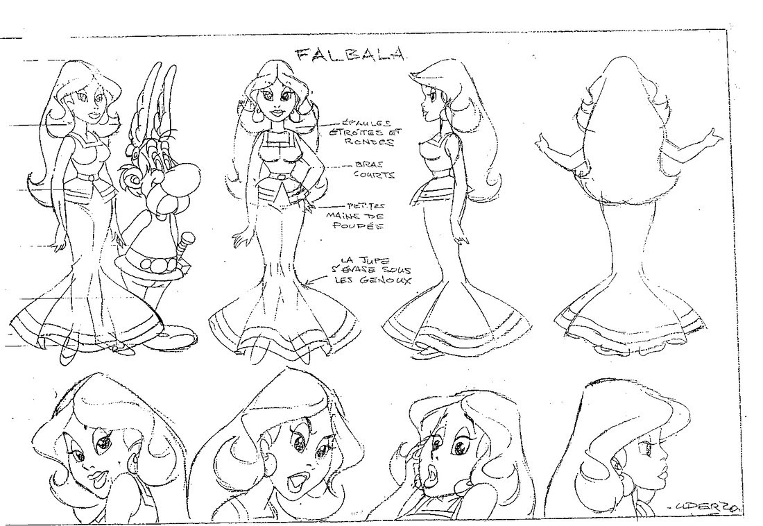 "Character Design Tropes : Tales from weirdland على تويتر quot ""actors are animators"