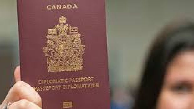Retirees no longer representing Canada still receive diplomatic passpo...