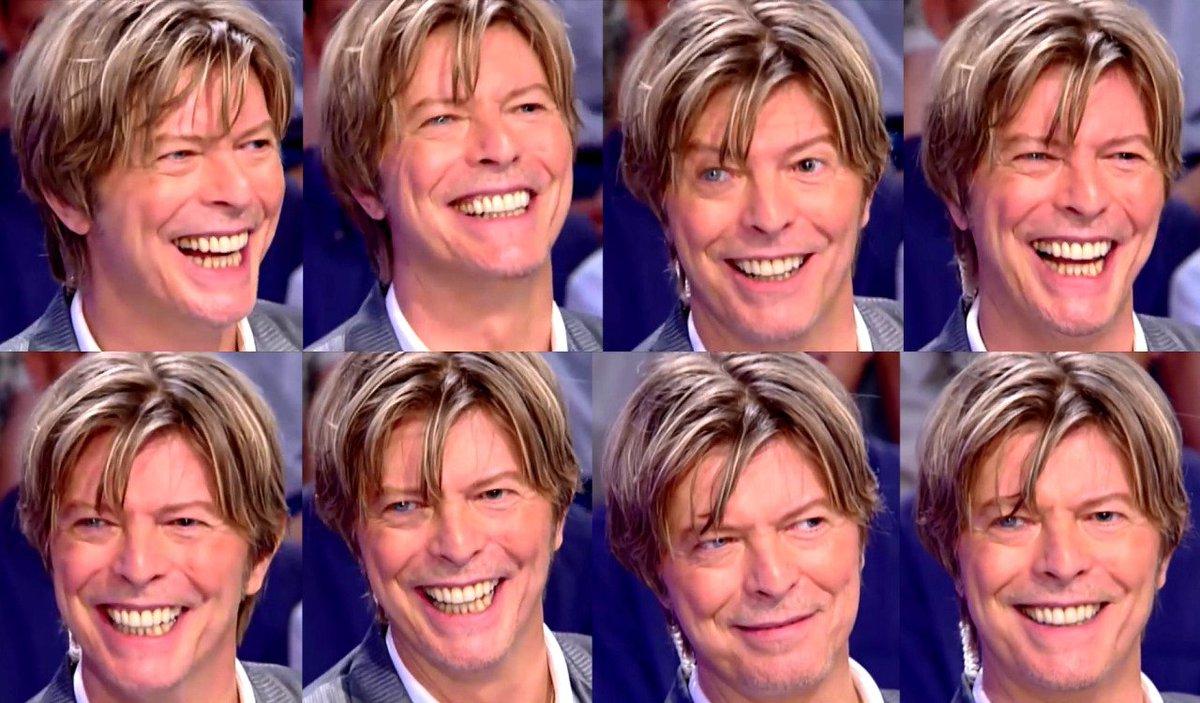 Bonne soirée à tous #Bowie Fans #DavidBowie  <br>http://pic.twitter.com/vEnLYohazB