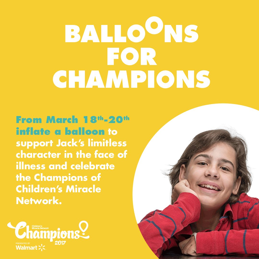 Have you inflated a balloon yet for kids like Jack? Just go to: https:...