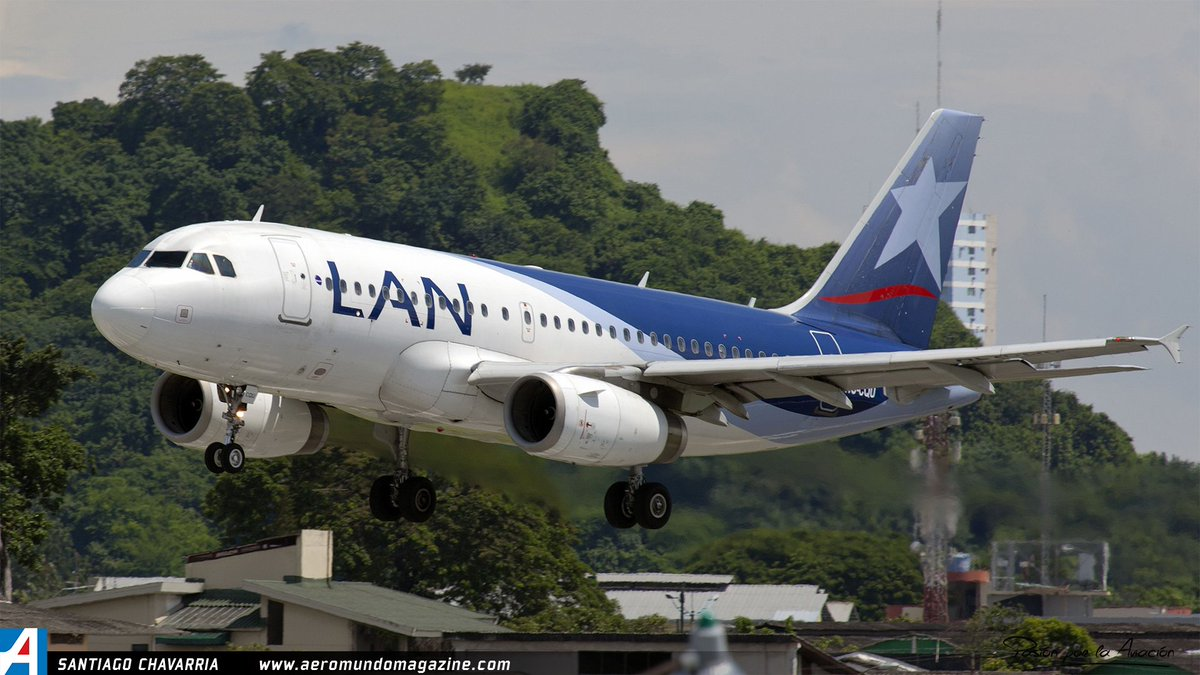 @Airbus A319 HC-CQU @AerolineasLanEc #SpottersTime Landing on runway 03 in @GYE_AAG #Guayaquil @SpottersArg @De_aviacion @aviationcommons<br>http://pic.twitter.com/2PYL5PN1Hf