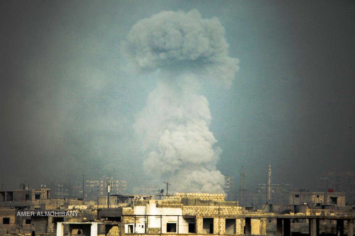 SVBIED explosion in Jobar, Damascus
