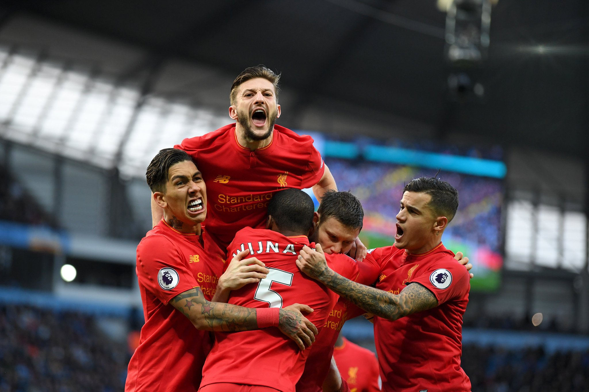Most points in the top six mini league:  Liverpool (20) Chelsea (13) Spurs (9) Man City (8) Man Utd (6) Arsenal (5) https://t.co/pkCZ1eelS3