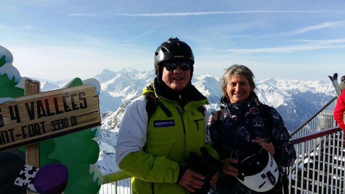 Foreros 8 dias por los Alpes (@4Vallees , @NendazSuisse , @verbier4Vallees ) con la ayuda de @alpeski_es [REPORT📷] ➡️https://t.co/sxVn9WxziM