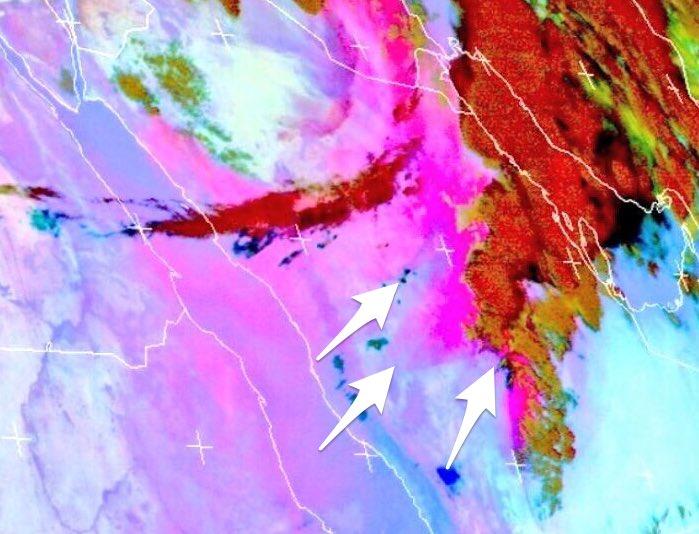 🔴  لم تنتهي الحالة بعد على العاصمة #الرياض و #الغبار في حركته شرقاً وا...