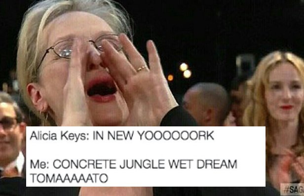 Meryl Streep yelling to your favorite songs is the meme you've been waiting for http://bzfd.it/2mFWs5g