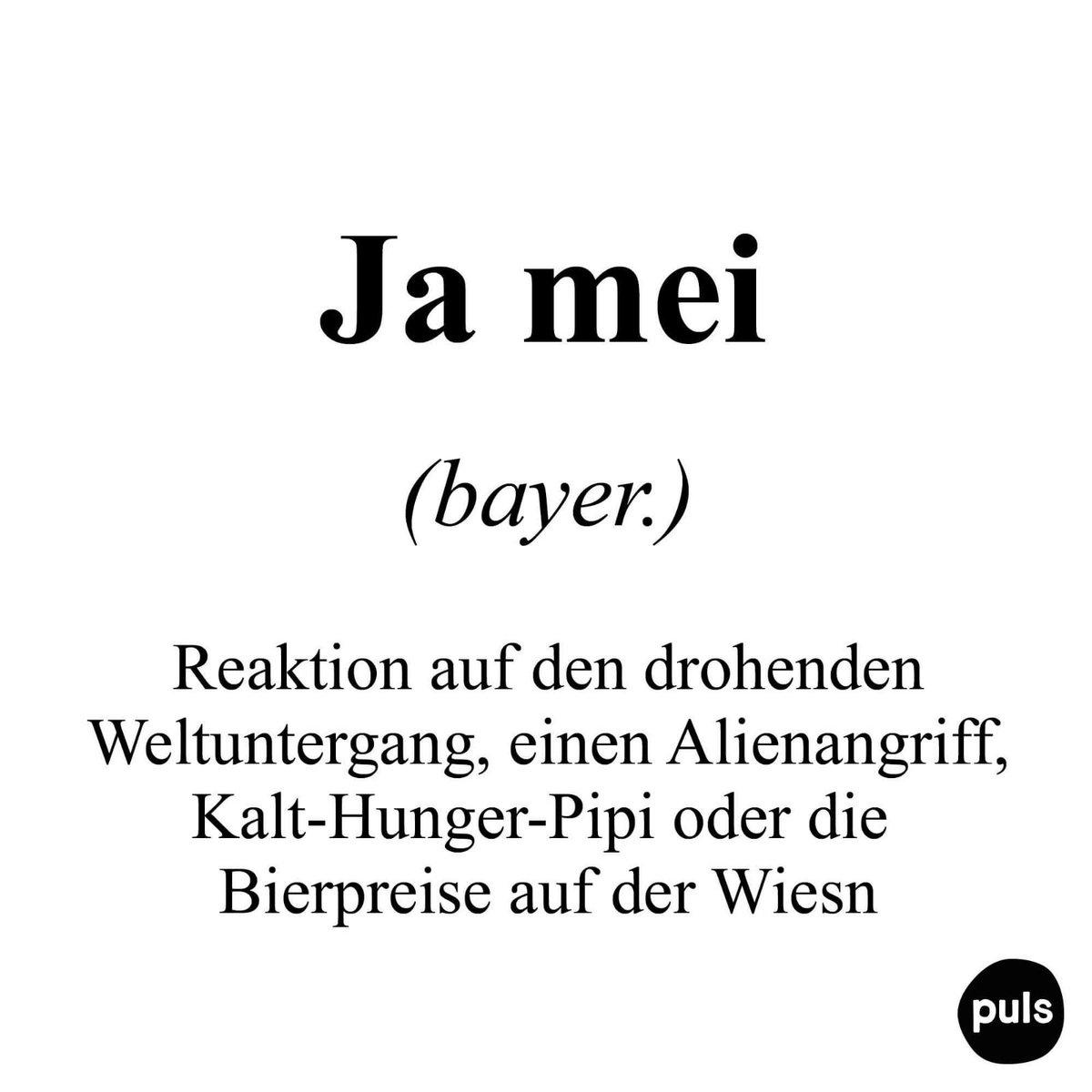 Gedichte Auf Bayrisch