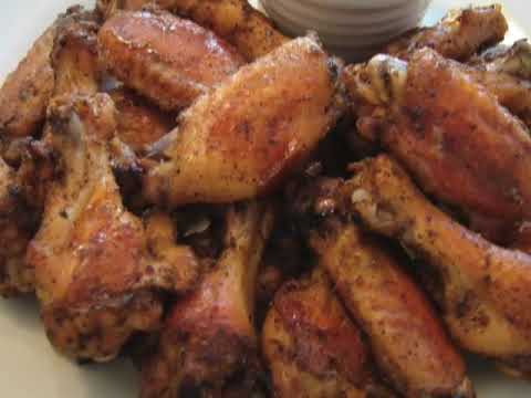 Super Bowl Party Recipe: Pastrami Chicken Wings! #FoodWishes #Recipes