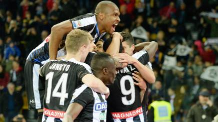 Video: Udinese vs Palermo