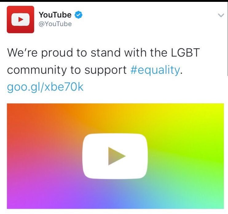 Get you a hypocritical video platform that can do both 😩💦 #YouTubeIsOverParty
