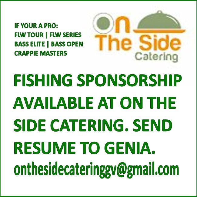 fishing sponsorship available fishing bassfishing crappiefishing flwfishing bass_nation crappiemastertv httpwww fishing sponsorship resume