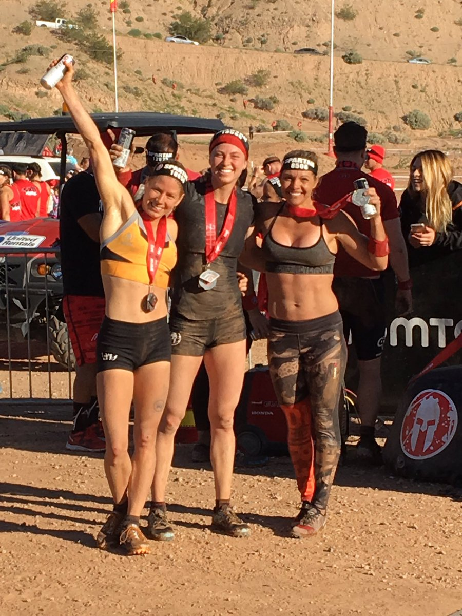 Spartan Race Las Vegas >> Heather Gollnick On Twitter Spartan Race Las Vegas Felt Great On