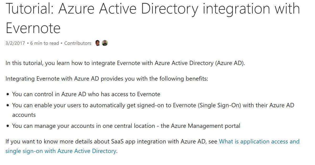 Microsoft Azure AD on Twitter: