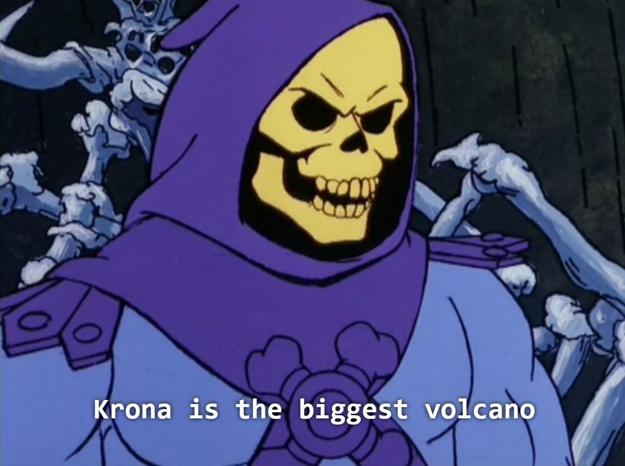 Skeletor, lost in thought here, self-narrating about his penis, which he's named Krona https://t.co/sZv26z22vz