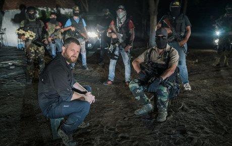 Reportero español pasa 3 meses dentro del Cartel d Sinaloa y Queda sor...