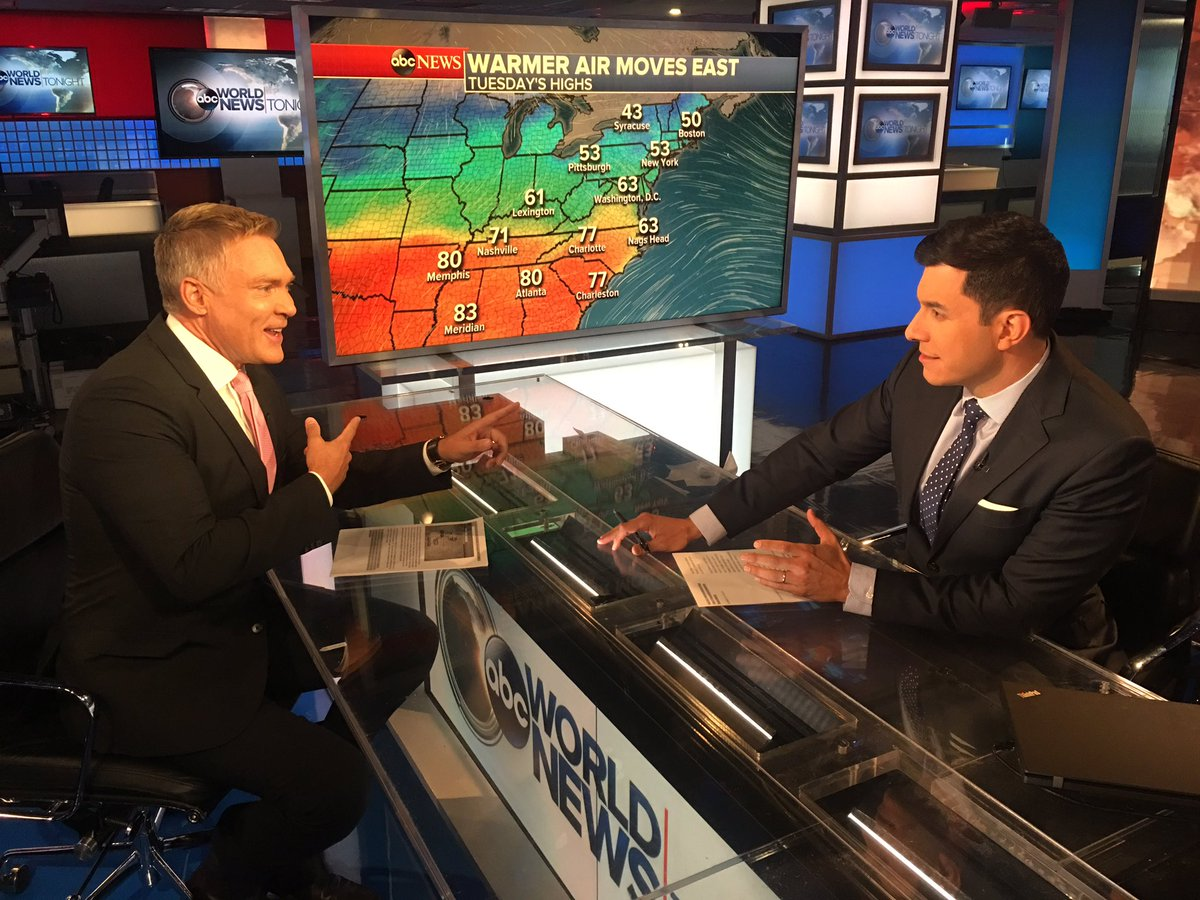 Tonight the legend @SamChampion joins us on set for a look at wildfire...