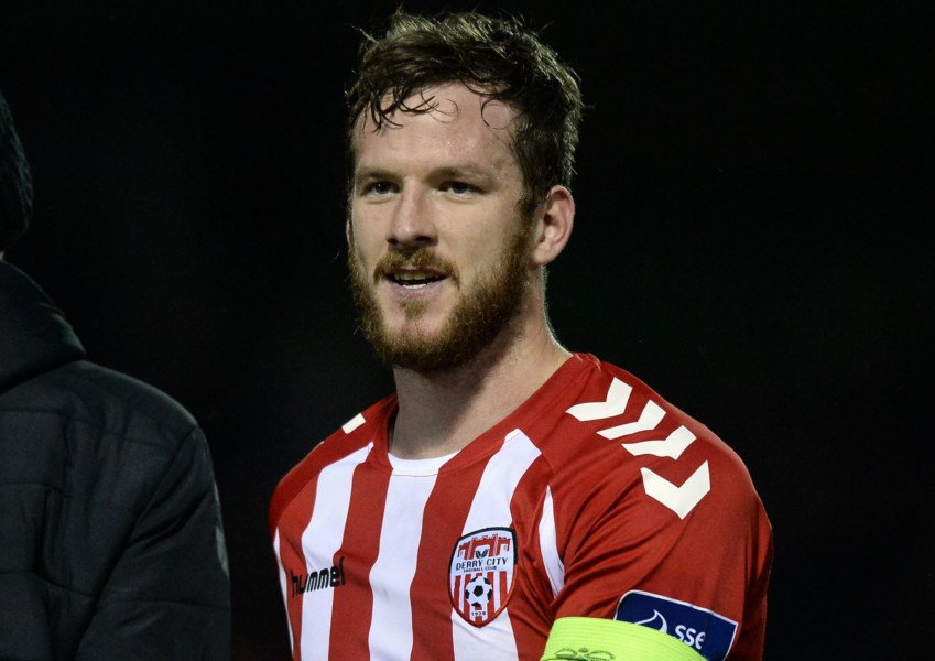 Derry City captain Ryan McBride has passed away aged just 27. R.I.P