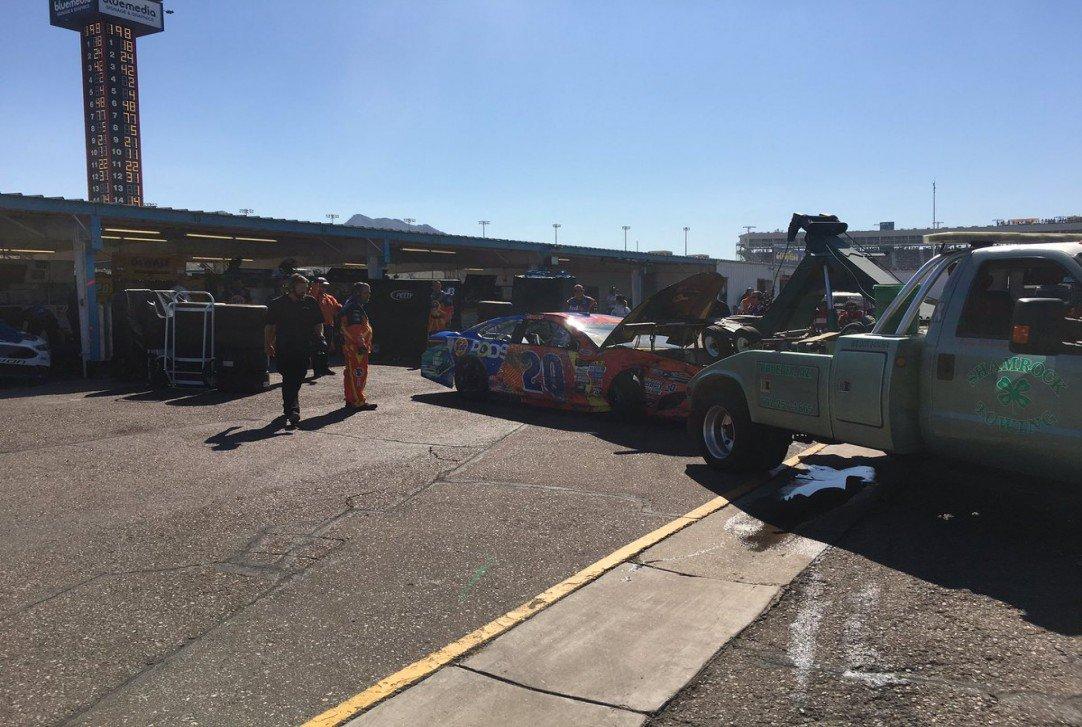 #NASCAR - [VIDÉO] L&#39;accident de Matt Kenseth  http:// dlvr.it/NgMbxg  &nbsp;   - via @usracingcom<br>http://pic.twitter.com/Oe8YYITbwt