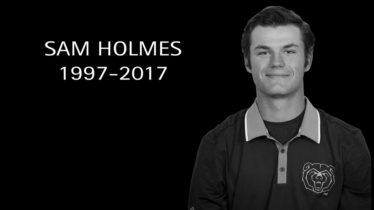 Missouri State Mourns the Death of Golfer Sam Holmes https://t.co/cIbBfxA879 https://t.co/Lfc2GnBoH5