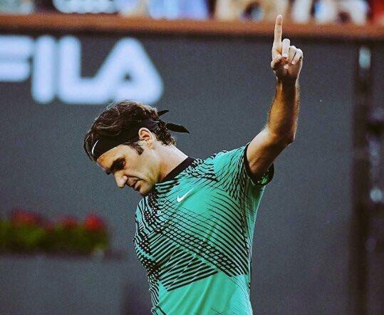 Roger Federer y la magia de seguir como el mejor tenista