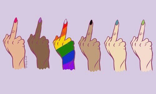 Boys and boys. Girls and girls #YouTubeIsOverParty