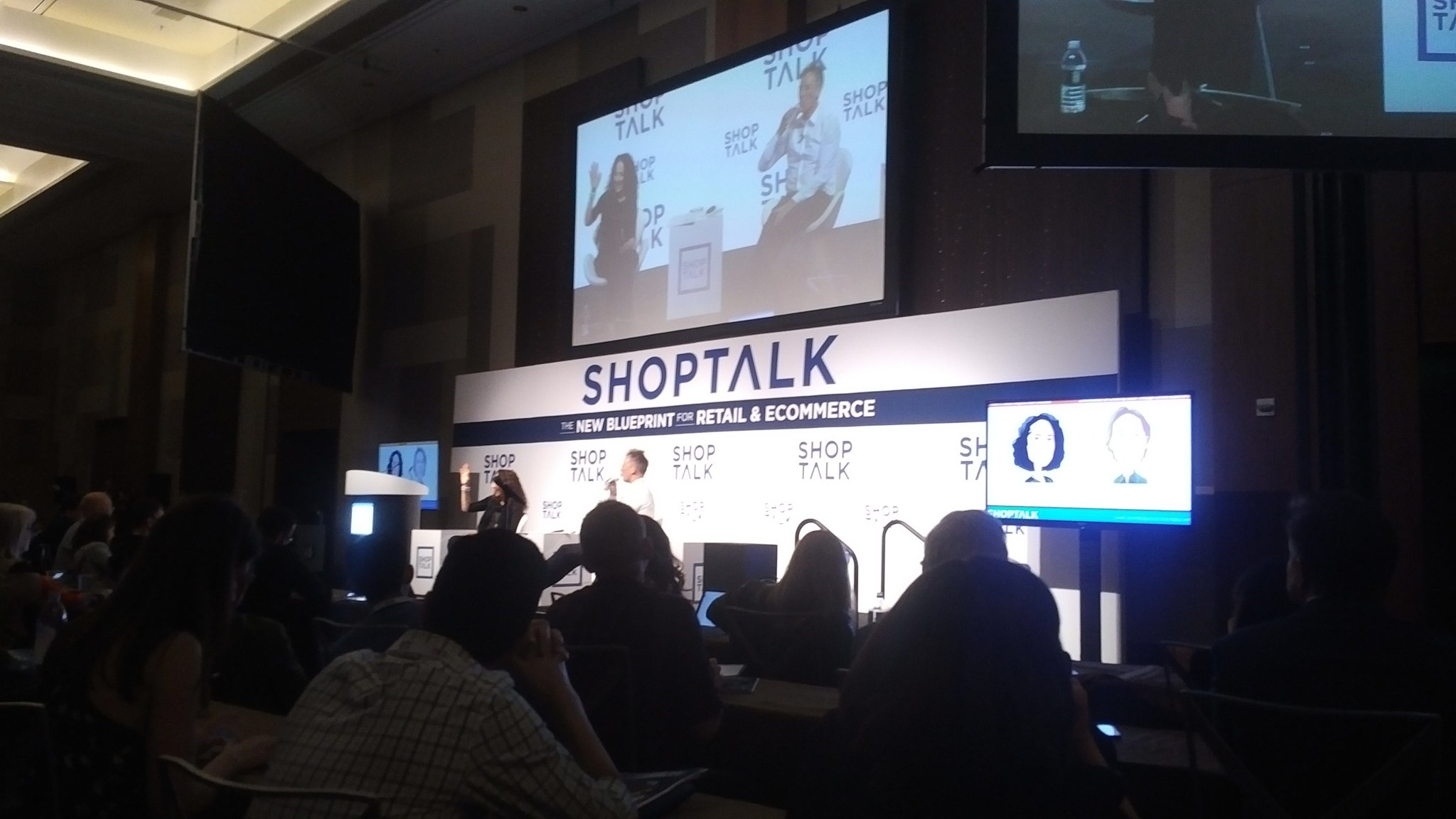 #shoptalk17 it's easier for eCommerce retailers to open stores than it is for traditional retailers to start eCommerce - David Bell https://t.co/Sh9KE08dD9