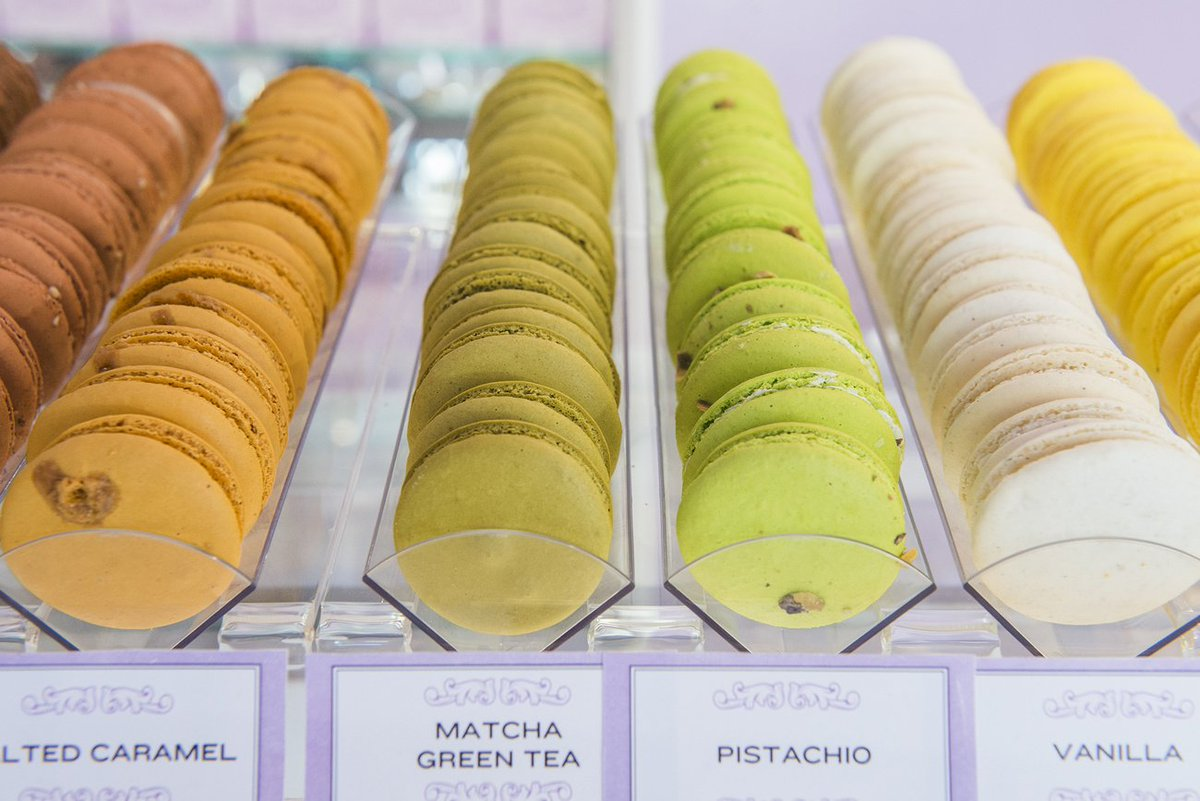 Where to celebrate #MacaronDay in #Toronto this year https://t.co/aFyx...
