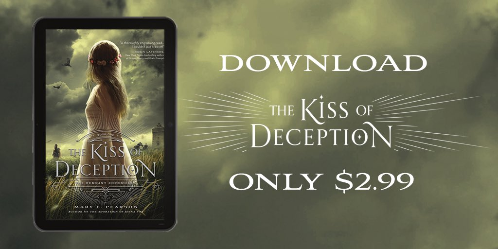 The Kiss Of Deception Ebook