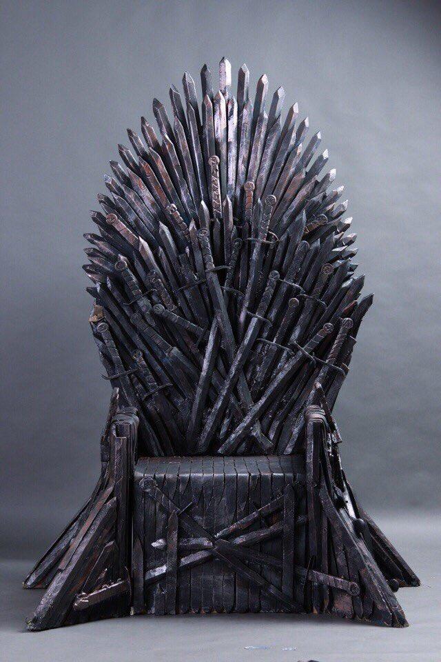 железный трон фото если