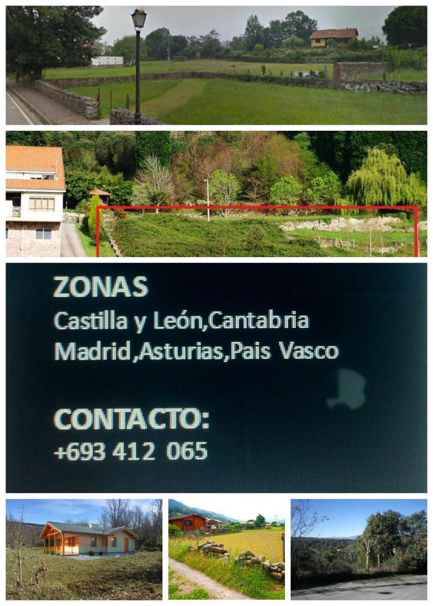 En #Cantabria #CastillayLeon #Madrid disponemos de terrenos y te construimos la casa de tus sueños<br>http://pic.twitter.com/Ye2kf6Ak62