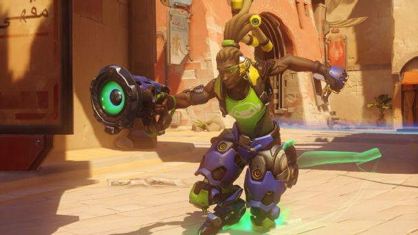 #Overwatch beat out Call of Duty, Street Fighter V to win Esports Game of the Year at #SXSWGamingAwards.   http:// es.pn/2mI7gkg    <br>http://pic.twitter.com/MqIq7nNb6E