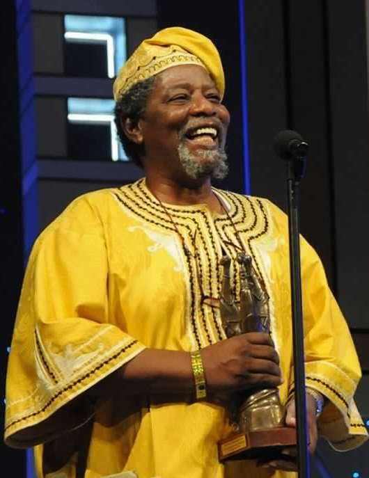Condolences to the family &amp; fans of acting great Joe &quot;Sdumo&quot; Mafela. #GreatLegend #AwardWining #Musician #Comedian #RIPJoeMafela from Masele<br>http://pic.twitter.com/RacmrGph1n