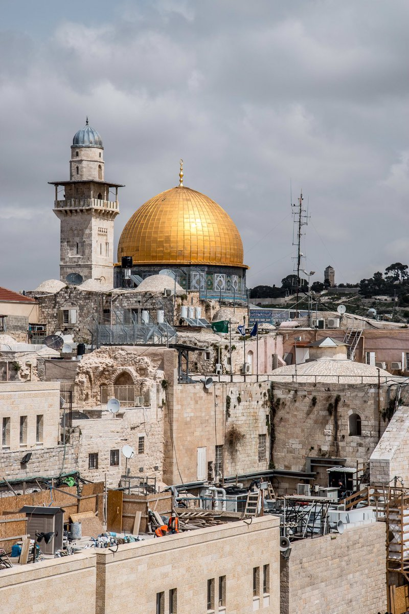 Incredible seeing the Dome on the Mount on #Jerusalem Old City walking tour by @neweuropetours Such history around #Tbexjlm #neweuropetours<br>http://pic.twitter.com/z8G5C1GM2W