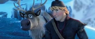 When Man s Best friend is a... Reindeer. Happy Birthday Jonathan Groff.