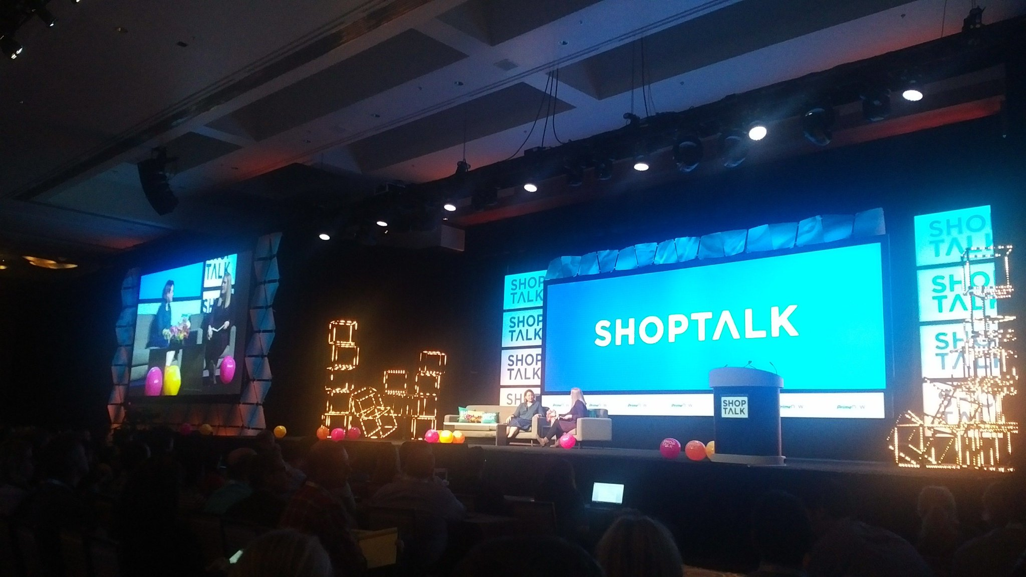 #Shoptalk17 Day One Learnings,  ultra fast eCommerce is an expensive proposition, but you have to be in the game to learn how to do it well. https://t.co/VvZ9zv8P2H