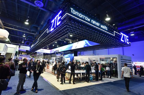 U.S. Government Penalty Impacts ZTE's Results For 2016 - https://t.co/gHMBVDMN7q #China #tech https://t.co/xgH7xKjXno