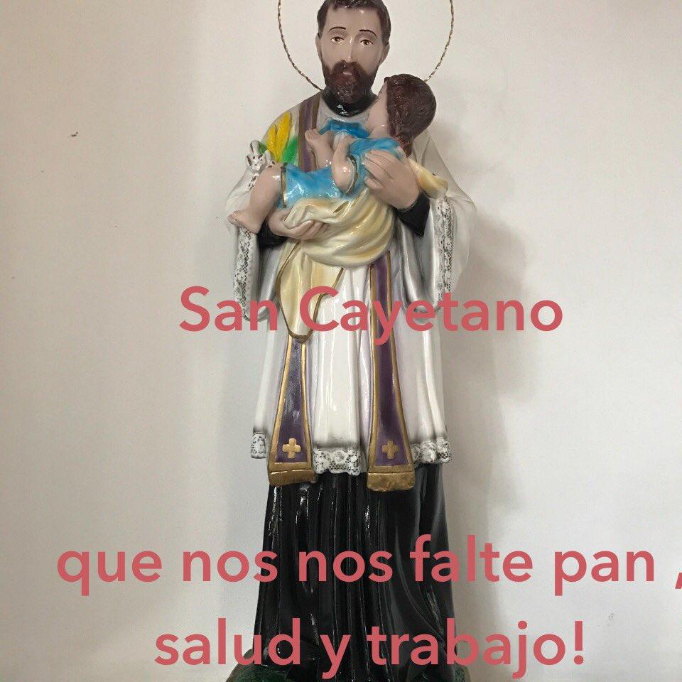 Frases De Santos On Twitter Bendito San Cayetano Santo