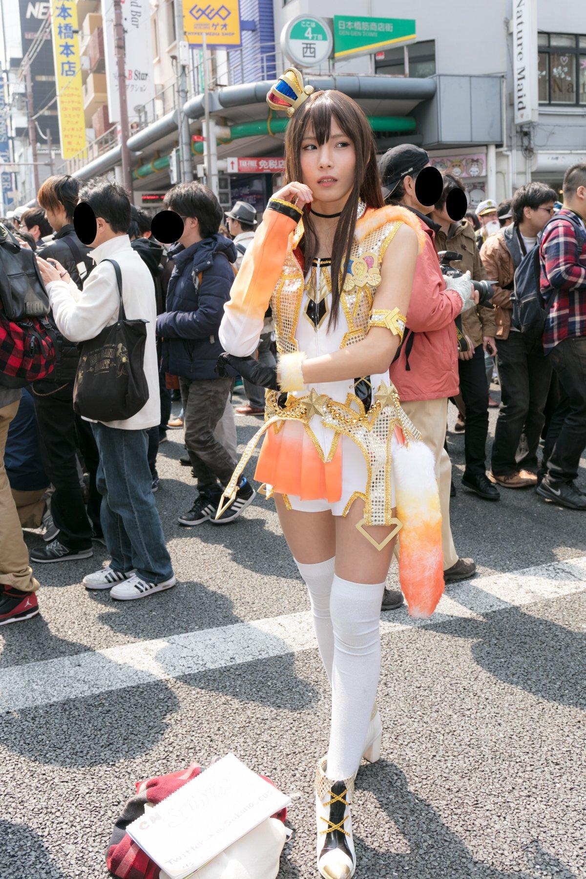 画像,#ストフェス2017渋谷凛(Yes! Party Time!!衣装)さかなさん(@sakana_cos )VR手に入れてないのですが、パーティータイムの綺麗な衣…