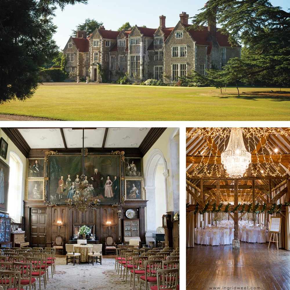 RT @Wedding_Secret Our #venueoftheday is the gorgeous 16th century manor house @LoseleyPark located in #Surrey #Guildford https://t.co/d6vIlLc6rK