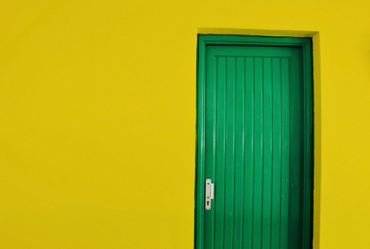 'If opportunity doesn't knock, build a door.' - Milton Berle    #Monda...