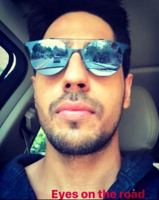 Listen to our #ManCrushMonday. Keep your eyes on the road. @S1dharthM...