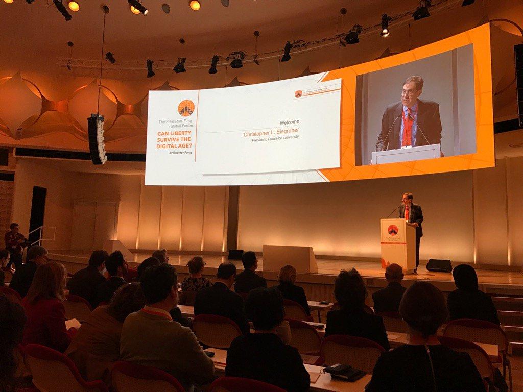 Thumbnail for The 2017 Princeton-Fung Global Forum