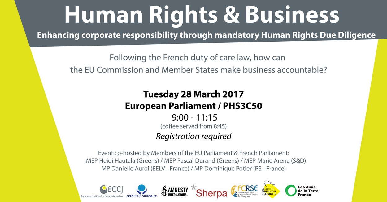 Interested in #BizHumanRights & #CorporateAccountability?Register for our 28 March event! Or join via #livestream: https://t.co/mquB32ROiT! https://t.co/ABdy6vXMSZ